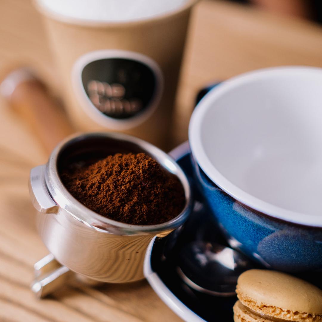metime beautycafe Kaffee